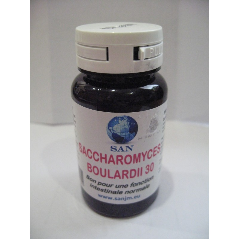 how to take saccharomyces boulardii