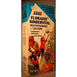 Floradix Multivitamines + Calcium