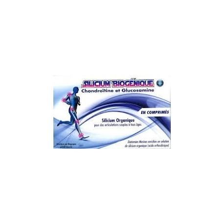 Silicium Biogénique + Chondroïtine et Glucosamine
