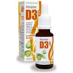 Vitamine D3 ++ Huile
