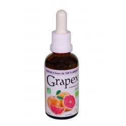 Grapex 77.9% certifié Bio