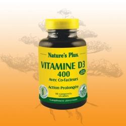 Vitamine D3 - Nature's Plus